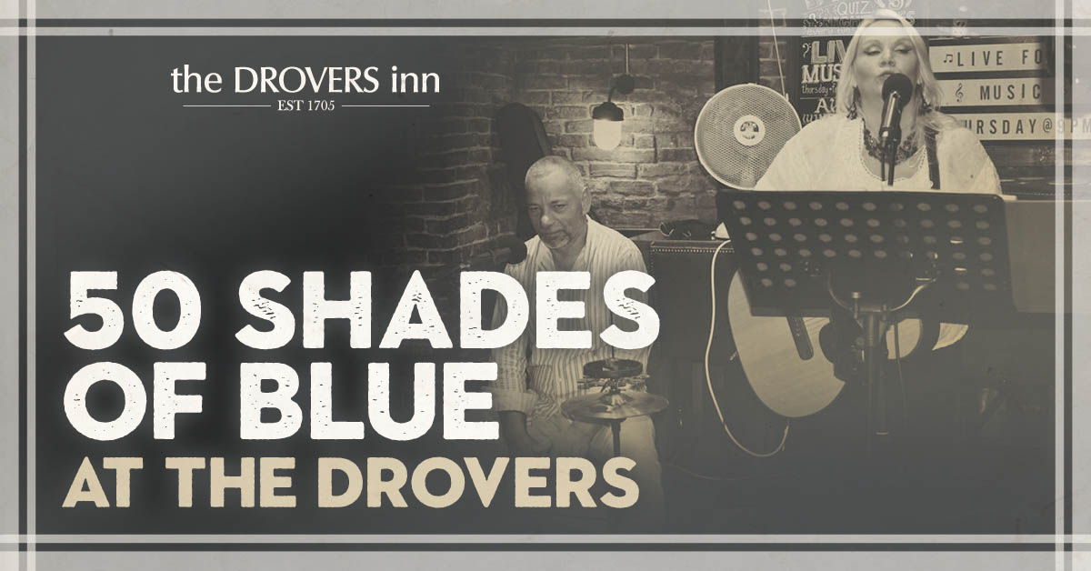 Drovers Inn 50 shades of blue