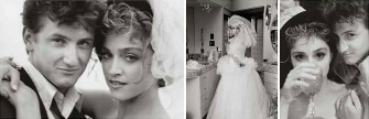 Madonna and Sean Penn's Private Wedding Photos to be auctioned in Miami