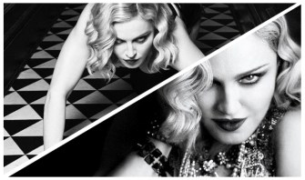 Madonna for Harper's Bazaar to premiere tomorrow