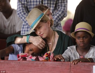 Madonna applied to adopt two more children in Malawi