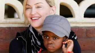 Madonna granted permissions to adopt twins from Malawi!