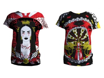 Exclusive Madonna's t-shirts by ANTUDO (Limited Edition)