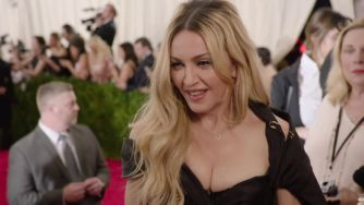 Official: Madonna to attend the Met Gala 2017