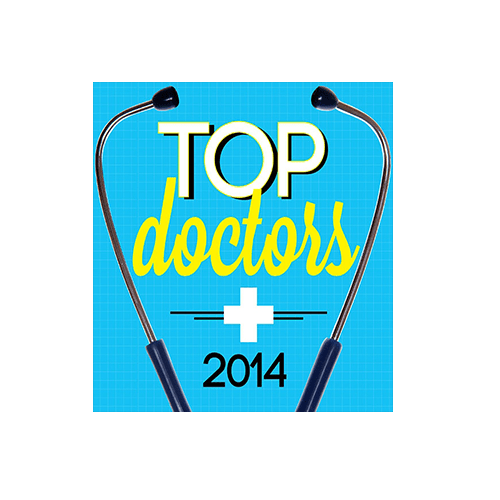 Voted 'Top Doc' by San Diego Magazine 2013, 2014