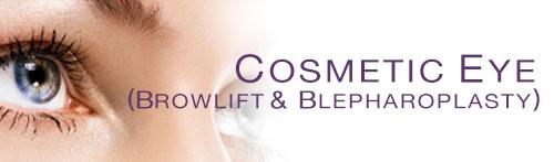 cosmetic eye