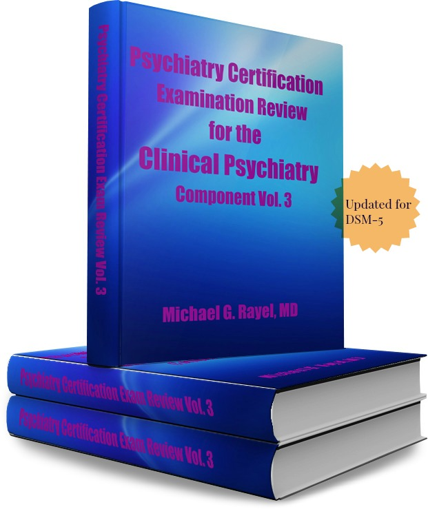 Psychiatry Review Series | Dr  Michael Rayel