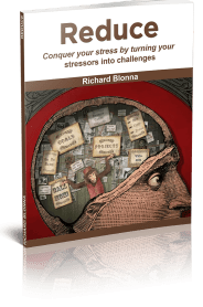 The 5 Steps to Conquering Your Stress Home Study Program – Reduce - Dr. Rich Blonna