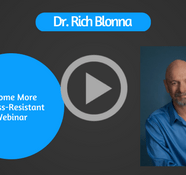 How to Build a More Stress Resistant Lifestyle Webinar
