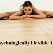 Becoming More Psychologically-Flexible Through Disentanglement