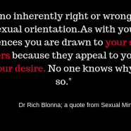 Sexual Mindfulness Book: Ch. 6 Your Sexual Orientation