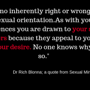 Sexual Mindfulness Book: Ch. 5 Sexual Orientation