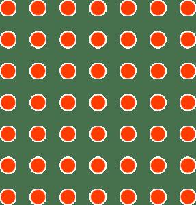 フラクショナルレーザーのパターン