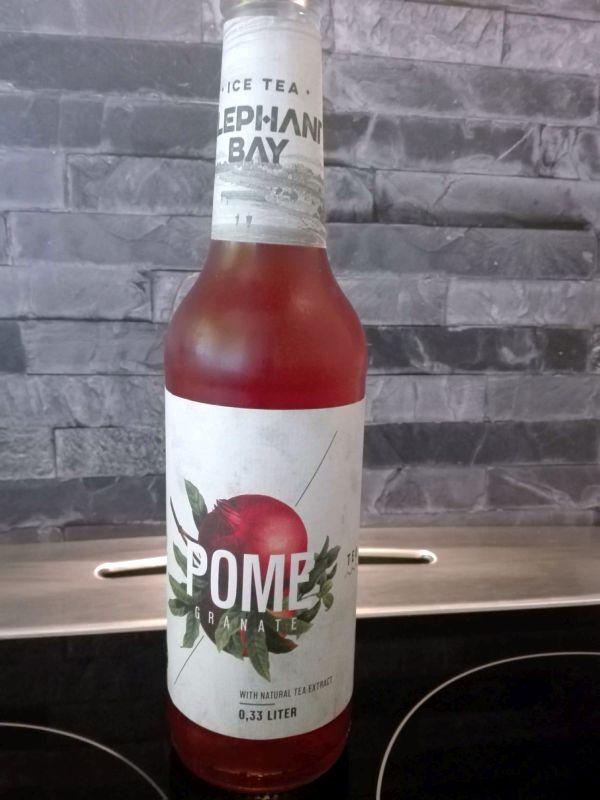 Elephant Bay Ice Tea Pomegranate