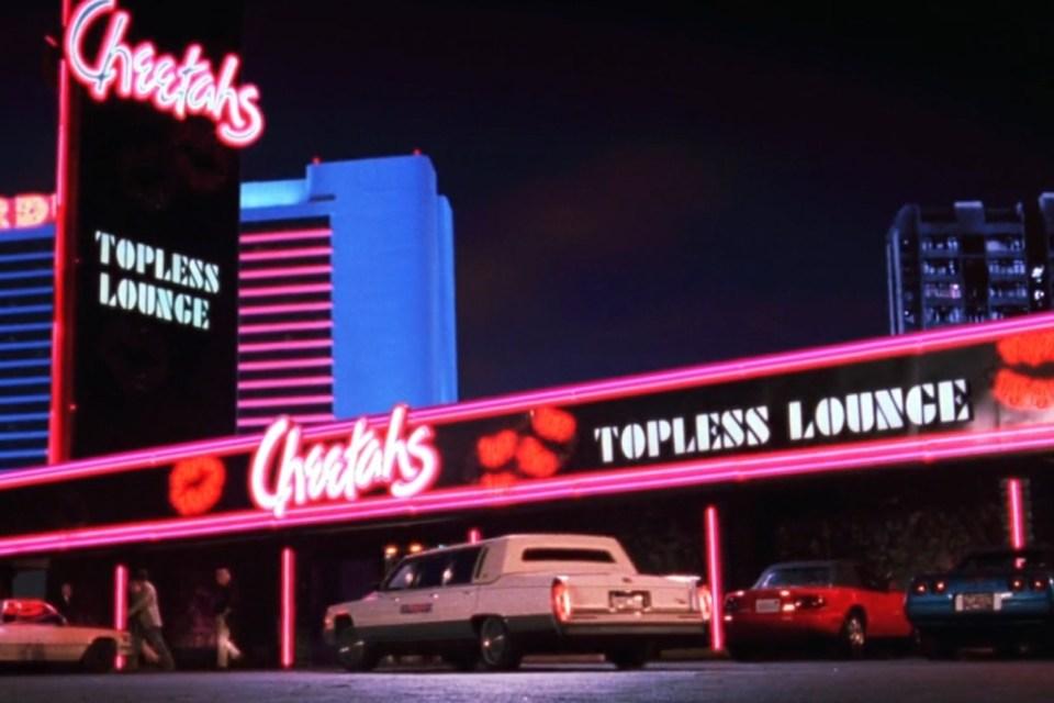 Cheetahs Las Vegas--Review | Doctor Strip Club