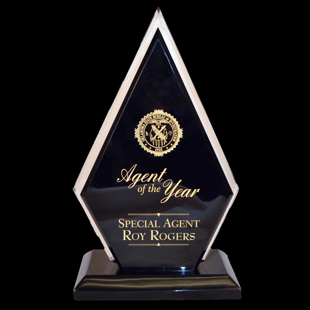 Double Pinnacle Award sample