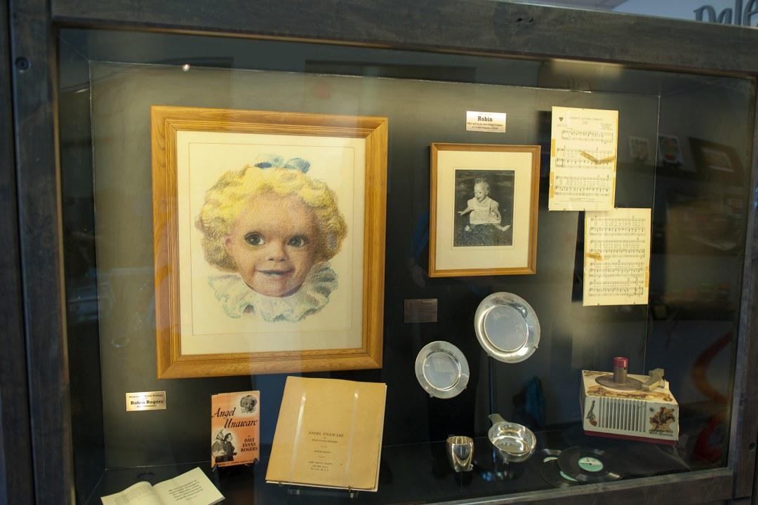 Robin's Corner Museum Exhibit