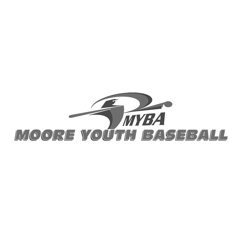 Moore Youth Baseball logo