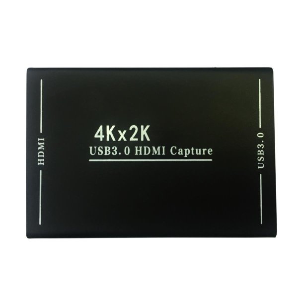 4K HD to HD Video Capture Box USB3.0 for Mobile Phone OBS Game Live Box for PC TV 1