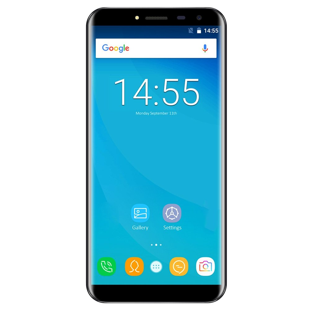 OUKITEL C8 4G Smartphone Android 7 0 5 5 Inch MTK6737 Quad