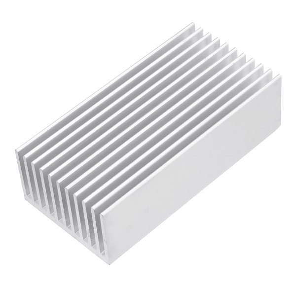 100x50x30mm Power Amplifier Heat Sink Cooling Radiator 1
