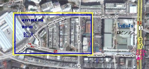 map for Tokyojuku
