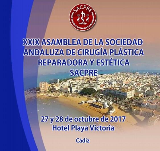 Dr. Torres Corpas en la Asamblea de la Sociedad Andaluza de Cirugía Plástica