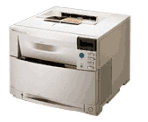 HP Color LaserJet 4550n