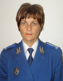 Locotenent Colonel Daniela Stanciu