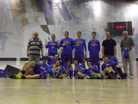 Campioana României la U23, BC Timișoara
