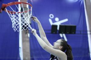Bianca Blanaru își poate încheia perioada de juniorat cu o medalie de bronz