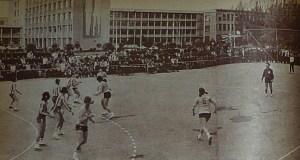 Handbal fete 1975