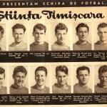 Anecdote fotbalistice timișorene (VI): Team… alimentar