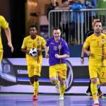 Cu doi jucători ai Informaticii pe teren, România a fost învinsă de Portugalia lui Ricardinho