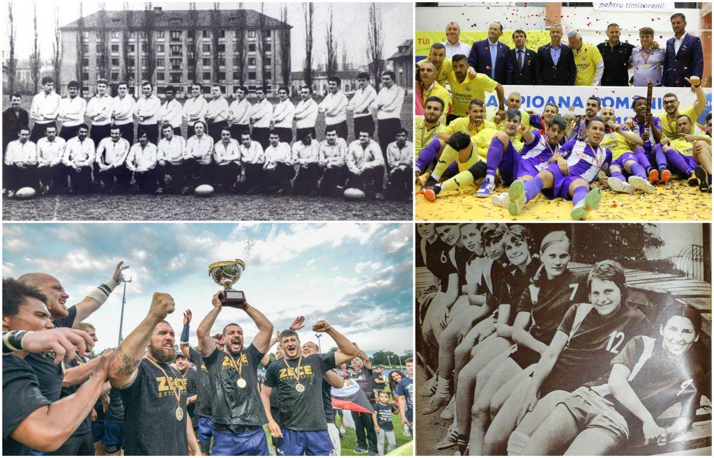 20b3eb9cb9 Timișoara cucerește două titluri naționale în același an la sporturile de  echipă