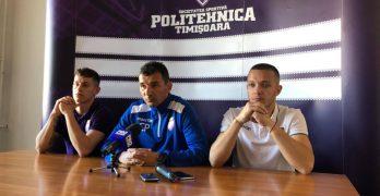 """Cosmin Petruescu, despre importanța jocului de la Balotești: """"Suntem bărbați, știm ce rezultate am avut în ultima perioadă…"""""""