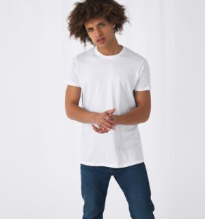 Camiseta Blanca Impresión Urgente