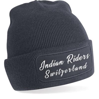 indian-riders-switzerland-patch-beanie