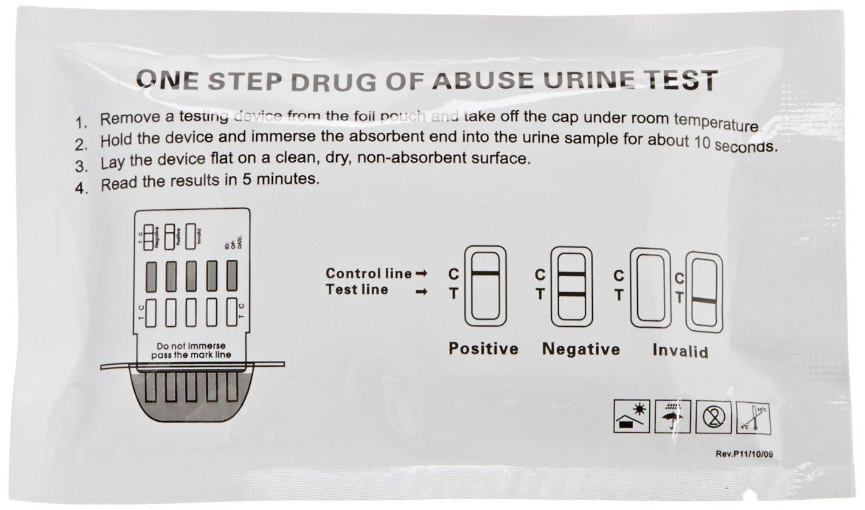 Drug Test Cups Different Urine