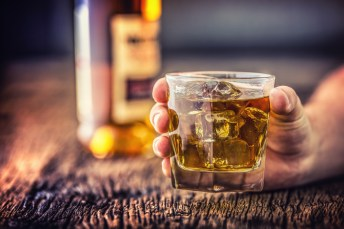 Why do people with alcoholism drink alcohol?