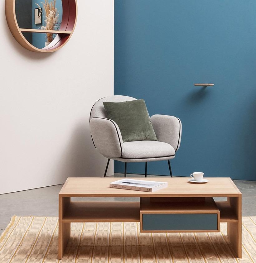 meubles en bois design fabrication made
