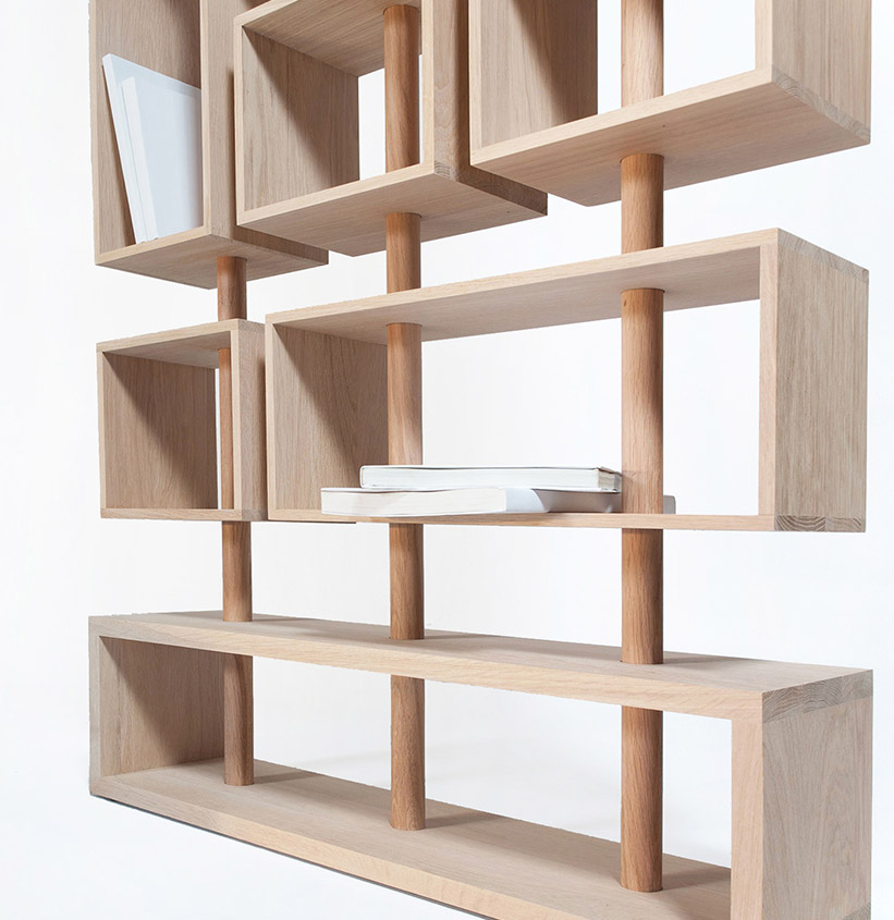 bibliotheque 3 mats