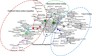 Figure 2 - Convergence of Chinese pharmaceutical innovations in the global pharmaceutical industry