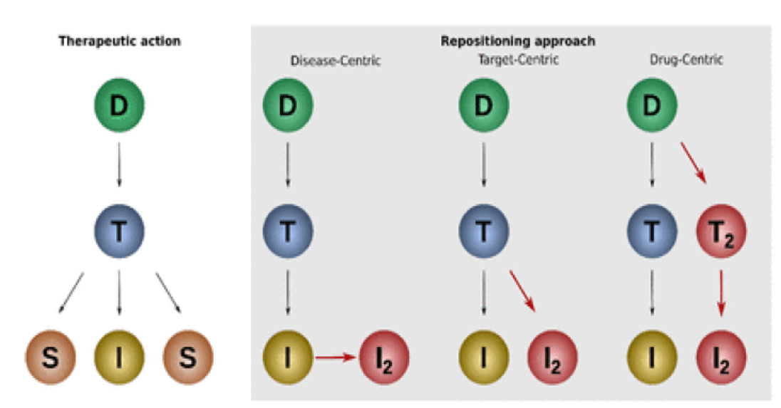 drug repositioning approaches
