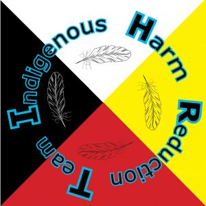 Indigenous Harm Reduction Team Logo