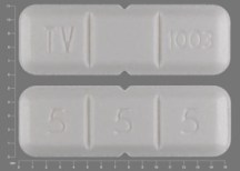 Image result for saccharine vs. xanax in size
