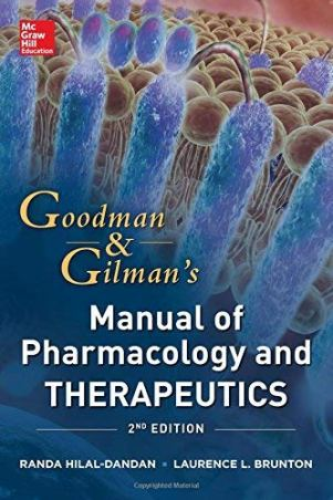 Goodman & Gilman's Pharmacology