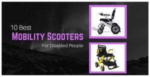 Best Folding Mobility Scooters [2020 Helpful Guide For Buyers]