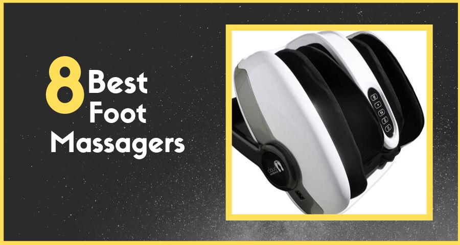 Best Foot Massagers For Neuropathy