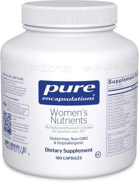 Best vitamins for women over 40