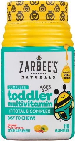 Best vitamins for toddlers